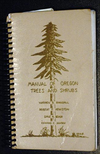 Manual of Oregon Trees and Shrubs